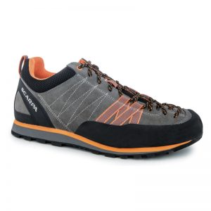Scarpa Crux Gray-Orange 800x800